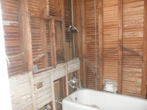 Bathroom Dry Rot